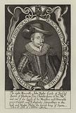 John Digby, 1st Earl of Bristol, English politician and diplomat