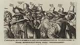 Guy Fawkes and his fellow conspirators in the Gunpowder Plot, 1605