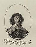 Robert Rich, 2nd Earl of Warwick, Lord High Admiral