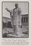 Statue of William Ewart Gladstone, Athens, Greece