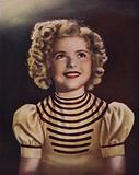 Shirley Temple, American film actress