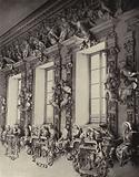 Stucco decoration by Giacomo Serpotta and students, Oratorio di Santa Cita, Palermo, 1717–1718