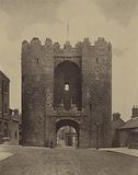 St Laurence Gate at Drogheda, Ireland