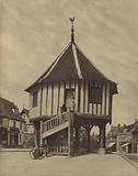 Wymondham Market Cross, Norfolk
