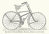 The Safety Bicycle, Messrs Hillman, Herbert and Cooper