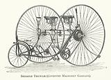 Sociable Tricycle, Coventry Machinist Company