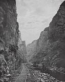 Colourado, Rocky Mountains: The Royal Gorge