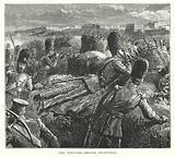 The Trenches before Sebastopol