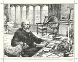 Lord Tennyson, The Poet Laureate at Home