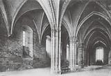 Avignon: Palais des Papes, Interieur, Salle de l'Audience