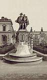 Bruxelles / Brussels: Monument D'Egmont Et De Hornes