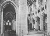Buckfast Abbey Church, North Aisle and Sanctuary