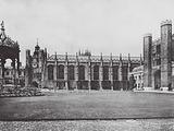 Cambridge: Trinity College, First Court