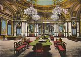 """Cote d'Azur: Monte-Carlo, Salle de Jeu """"Roulette"""""""