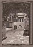 St Mary's Hall, Interior