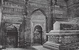 Tomb of Shamsuddin Altamash, Delhi, India