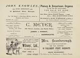 Advertisement, c 1900