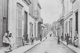 A Tipical Street in Havana