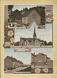 Llandrindod Wells: Paris Church; Holy Trinity Church; Friends Chapel; Baptist Chapel