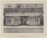 London, Ontario: Store of SH Knox and Co, London