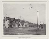 London, Ontario: Central Avenue, looking East