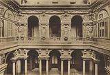 Milano / Milan: Palazzo Marino, Il Cortile