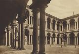 Milano / Milan: Palazzo Brera, Cortile