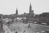 Strasbourg / Strasburg: La Place Kleber