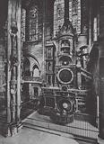 Strasbourg / Strasburg: La Cathedrale, L'Horloge astronomique
