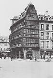 Strasbourg / Strasburg: Maison Kammerzell