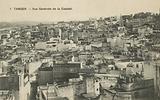 Tanger, Tangier, Tangiers: Vue Generale de la Casbah