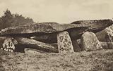 Arthur's Stone, Dorstone, A fine megalithic dolmen