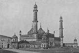 India: The Jama Masjid, Lucknow