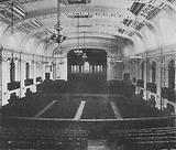 Johannesburg: The City Hall with its Fine Organ
