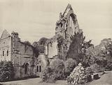 Dryburgh Abbey from South-East