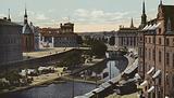 Stockholm: Riddarholmskanalen