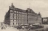 Trieste: Palazzo delle Poste e Telegrafi