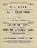 Advertisement in Alden's Oxford Guide, 1888