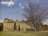 English country houses: Hagley Hall, Worcestershire