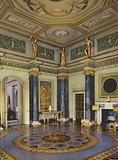 English country houses: Syon House, Middlesex