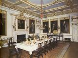 English country houses: Woburn Abbey, Bedfordshire
