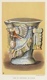 Mexico: Vase of Centeotl or Ceres