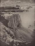 Niagara Falls: Terrapin Rock in Winter