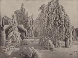Niagara Falls: A Winter Scene in Prospect Park