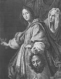 Judith with the Head of Holofernes, Judith, Chapter 13, Verses 1-8