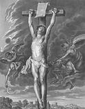 The Crucifixion, St Matthew, Chapter 27, Verses 30-54