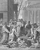 St Paul at Ephesus, Acts, Chapter 19, Verses 13-20