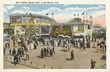 Silver Spray Pier, Long Beach, California