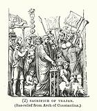 Sacrifice of Trajan