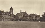 Cambridge: Homerton College